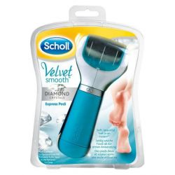 SCHOLL VELVET SOFT ROLL PEDICURE EXTRA ESFOLIANTE