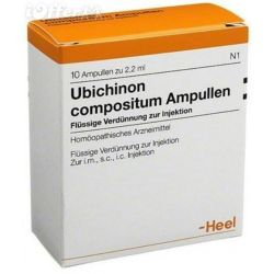 UBICHINON COMP COMPOSITUM 10 FIALE DA 2,2ML HEEL