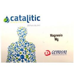 CATALITIC MAGNESIO 20 FIALE 2 ML - CEMON SRL