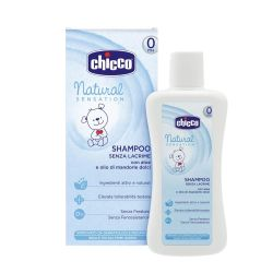 Chicco Natural Sensation Shampoo Senza Lacrime 200 ml