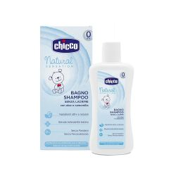 Chicco Natural Sensation BAGNO Shampoo Senza Lacrime 200 ml