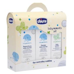 Chicco Set bagno Baby Moments Chicco ARSTANA
