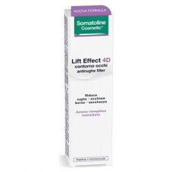 SOMATOLINE COSMETIC LIFT EFFECT 4D OCCHI FILLER 15 ML