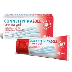 Connettivina Sole Crema Gel 30 g FIDIA