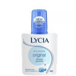 LYCIA ANTIODORANTE ORIGINAL 75ML