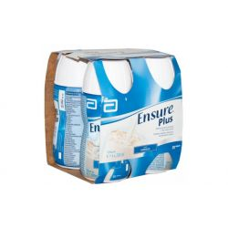 ENSURE PLUS DRINK VANIGLIA 4 X 200 ML - ABBOTT SRL