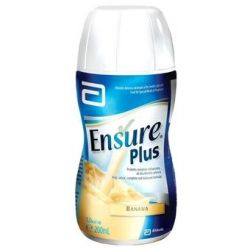 ENSURE PLUS DRINK BANANA 4 X 200 ML - ABBOTT SRL