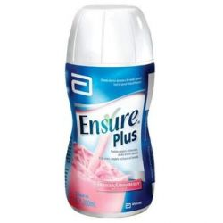 ENSURE PLUS DRINK FRAGOLA 4 X 200 ML - ABBOTT SRL