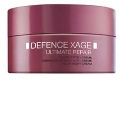 BIONIKE DEFENCE XAGE ULTIMATE REPAIR CREMA FILLER NOTTE 50 ML