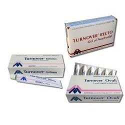 Turnover rectogel 6x5 ml
