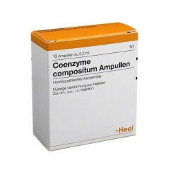 COENZYME COMPOSITUM 10 FIALE 2,2 ML - GUNA SPA