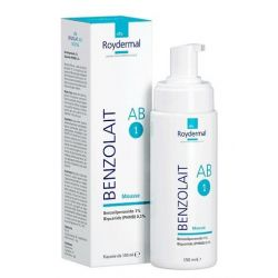 Roydermal BENZOLAIT AB 1 Mousse 150 ml