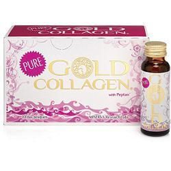 PURE GOLD COLLAGEN MENSILE 30 FLACONCINI
