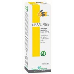 GSE NASAL FREE SPRAY 20 ml - PRODECO PHARMA SRL