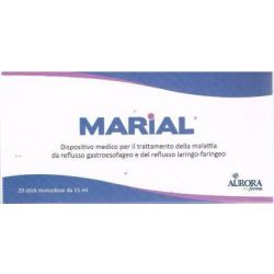 marial 20 stick monodose da 15 ml