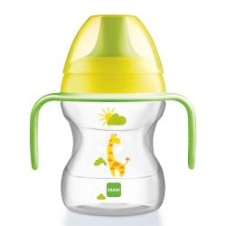 bamed baby mam tazza learn to drink cup 190 ml