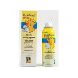 Pedianasal Spray Iperton 100ml PEDIATRICA Srl