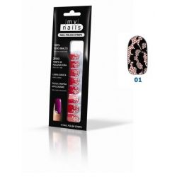 My nails nails polish strips 01 - 16 unghie adesive