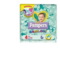 Pampers baby dry downcount maxi pd 52 pezzi