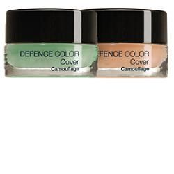 Defence color cover bionike correttore discromie rosse n2 verde vasetto 6 ml