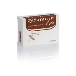 Rev Keratin Light Integratore 30 Capsule - Rev Pharmabio