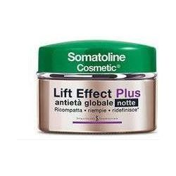 somatoline LIFT EFFECT PLUS ANTIETA' GLOBALE NOTTE PELLE MATURA 50 ml