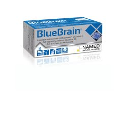 BLUE BRAIN 10 BUSTINE 2 G - NAMED SPA