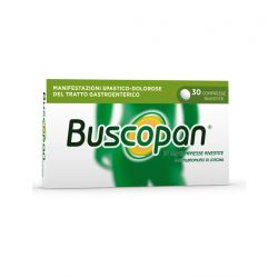 BUSCOPAN 10 MG 30 COMPRESSE RIVESTITE - SANOFI SPA