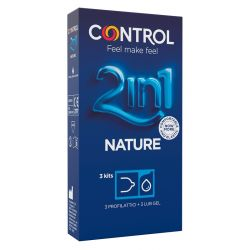 Control 2in1 new nat+nat lube