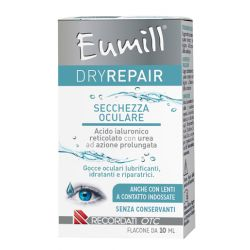 EUMILL DRYREPAIR GOCCE OCULARI 10 ML - RECORDATI SPA