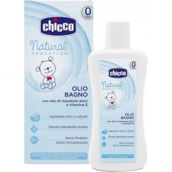 Chicco Natural Sensation OLIO BAGNO 200 ml 0+