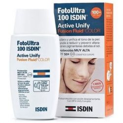 FOTOULTRA ACTIVE UNIFY COLOR SPF 100+ 50 ML - ISDIN SRL