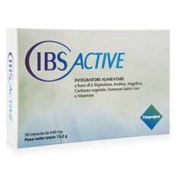 IBS ACTIVE 30 capsule - FITOPROJECT Srl