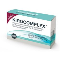 KIROCOMPLEX 20 compresse - S&R FARMACEUTICI SpA