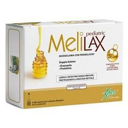 MELILAX PEDIATRIC 6 MICROCLISMI - ABOCA SPA