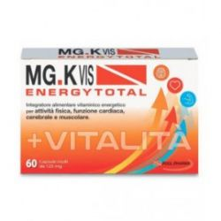 Mgk Vis Energy Total 60 Capsule Molli - Pool Pharma Srl