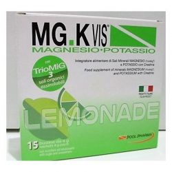 MGK VIS LEMONADE 15 BUSTINE - POOL PHARMA SRL