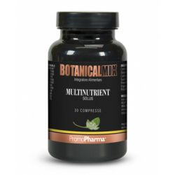 MULTINUTRIENT BOTANICAL MIX 30 COMPRESSE - PROMOPHARMA SPA