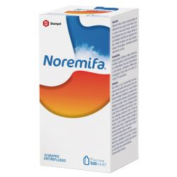 Noremifa SCIROPPO ANTIREFLUSSO 500ml - DOMPE' FARMACEUTICI SpA