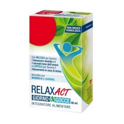 RELAX ACT GIORNO GOCCE 40 ML - FF SRL