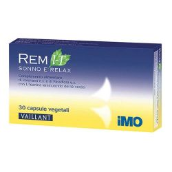 REM L-T SONNO/RELAX 30 CAPSULE - IMO SPA